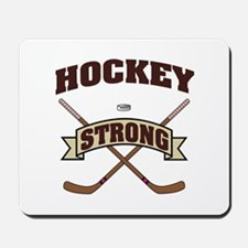 Hockey Strong Mousepad