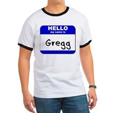 hello my name is gregg T
