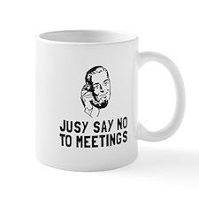 No Meetings Mugs