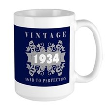 1934 Aged To Perfection Mug