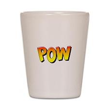 Pow Shot Glass