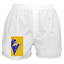 Welcome Baby!  Celebrate Baby! Boxer Shorts