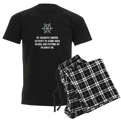 Winter Pajamas Pajamas