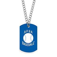 APBA Baseball Dog Tags