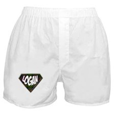 Logan Superhero Boxer Shorts