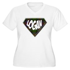 Logan Superhero T-Shirt