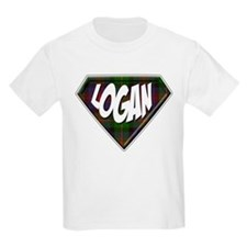 Logan Superhero T-Shirt