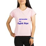 englishmajor3.png Performance Dry T-Shirt