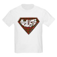 MacAlister Superhero T-Shirt