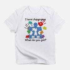 I have Aspergers Infant T-Shirt