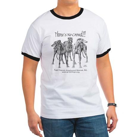Original Greyhound Ringer T