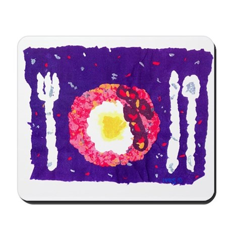 'Bacon and Eggs' Mousepad
