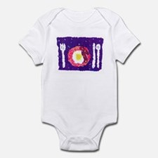 'Bacon and Eggs' Infant Bodysuit