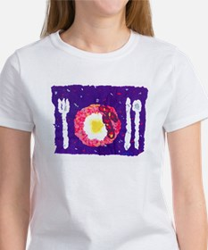 'Bacon and Eggs' Women's T-Shirt