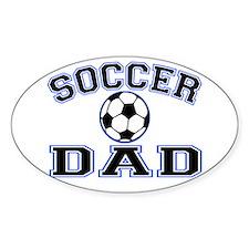 SoccerDad Decal