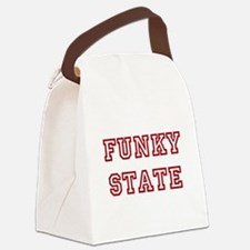 FUNKY STATE Canvas Lunch Bag