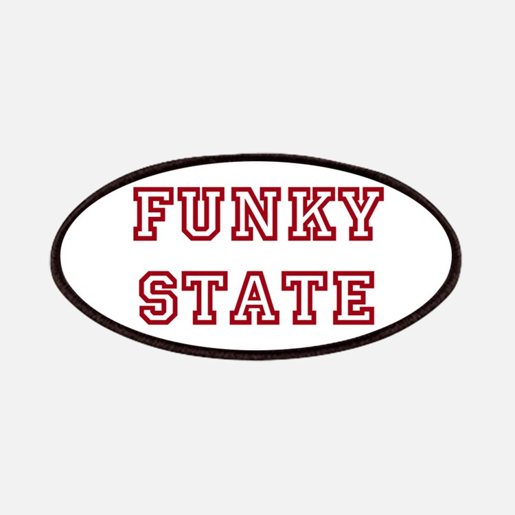 FUNKY STATE Patches