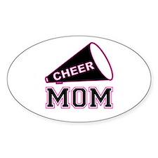 CheerMom Bumper Stickers