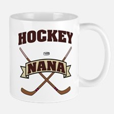 Hockey Nana Mug