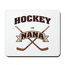 Hockey Nana Mousepad