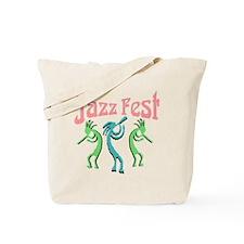 Jazz Fest Pelli Too Tote Bag