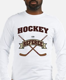 Hockey Referee Long Sleeve T-Shirt
