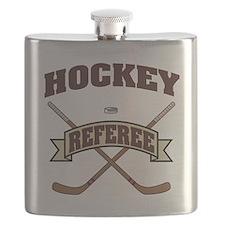 Hockey Referee Flask