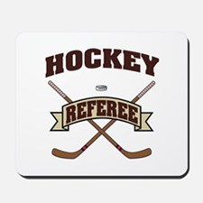 Hockey Referee Mousepad