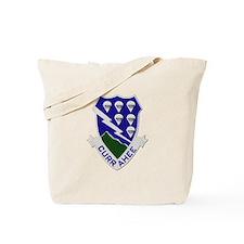 DUI - 4th Brigade Combat Team - Currahee Tote Bag