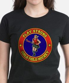 Girl's Field Hockey Tee