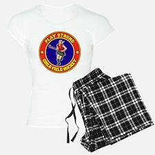 Girl's Field Hockey Pajamas