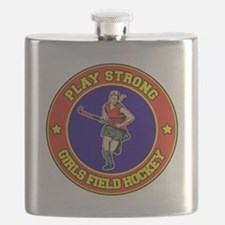 Girl's Field Hockey Flask
