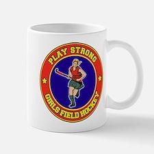 Girl's Field Hockey Mug