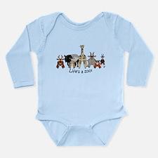 MWC Combo 1 Long Sleeve Infant Bodysuit