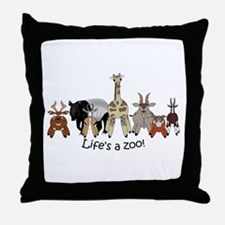 MWC Combo 1 Throw Pillow
