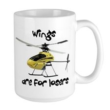 Helicopter Mugs