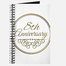 8th Anniversary Journal