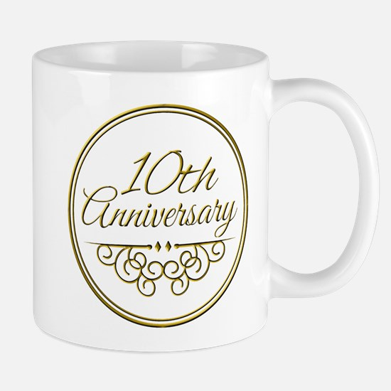 10th Anniversary Mugs