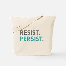 RESIST. PERSIST. Tote Bag