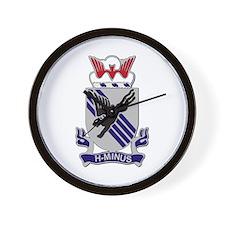 DUI - 1st Bn - 505th Parachute Infantry Regt Wall