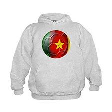 Cameroon Football Hoodie
