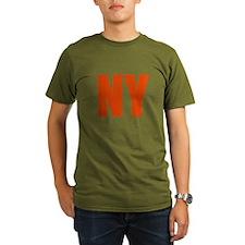NY Red T-Shirt