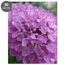 the purple flower Puzzle