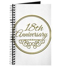 18th Anniversary Journal
