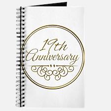 19th Anniversary Journal