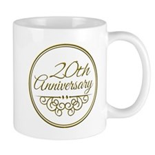 20th Anniversary Mugs