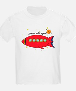 Junior Orbit Squad T-Shirt