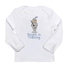knight training Long Sleeve T-Shirt