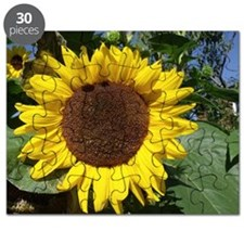 sunflower awake Puzzle