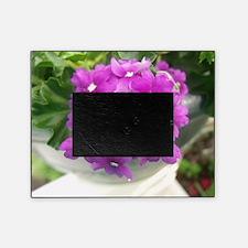 little purple bouquet Picture Frame